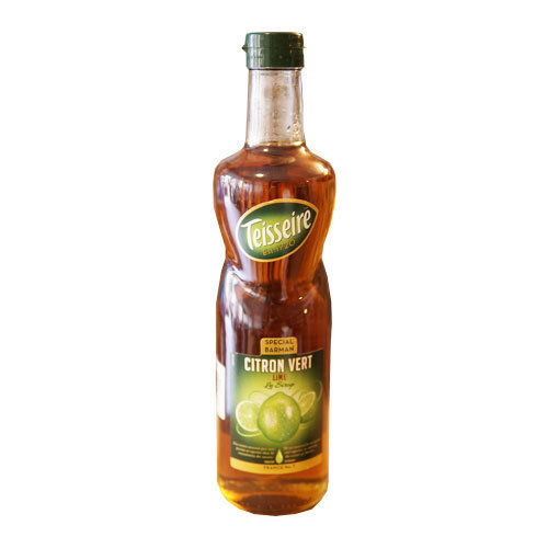 Siro Teisseire Chanh Tây 700ml - Teisseire Lime Syrup