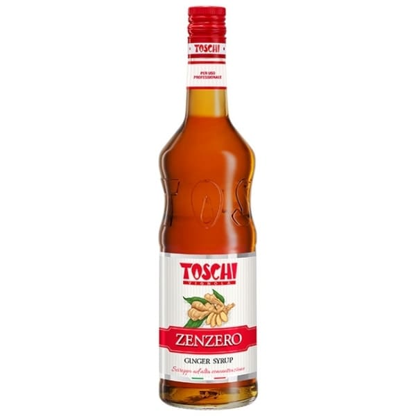 Siro Toschi Gừng 1000ml - Toschi Ginger Syrup 1000ml