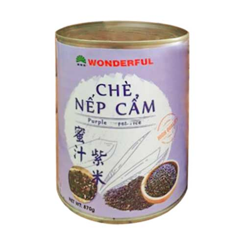 Chè Nếp Cẩm Wonderful 870g