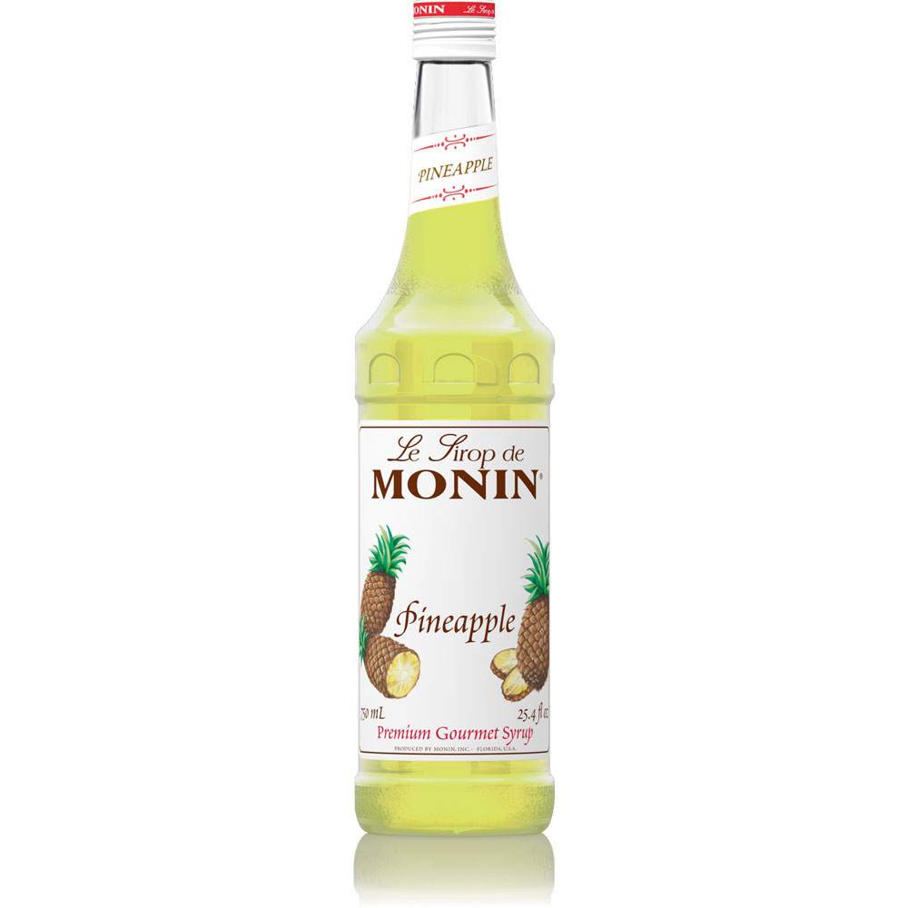 Siro Monin Dứa 700ml - Monin Pineapple Syrup