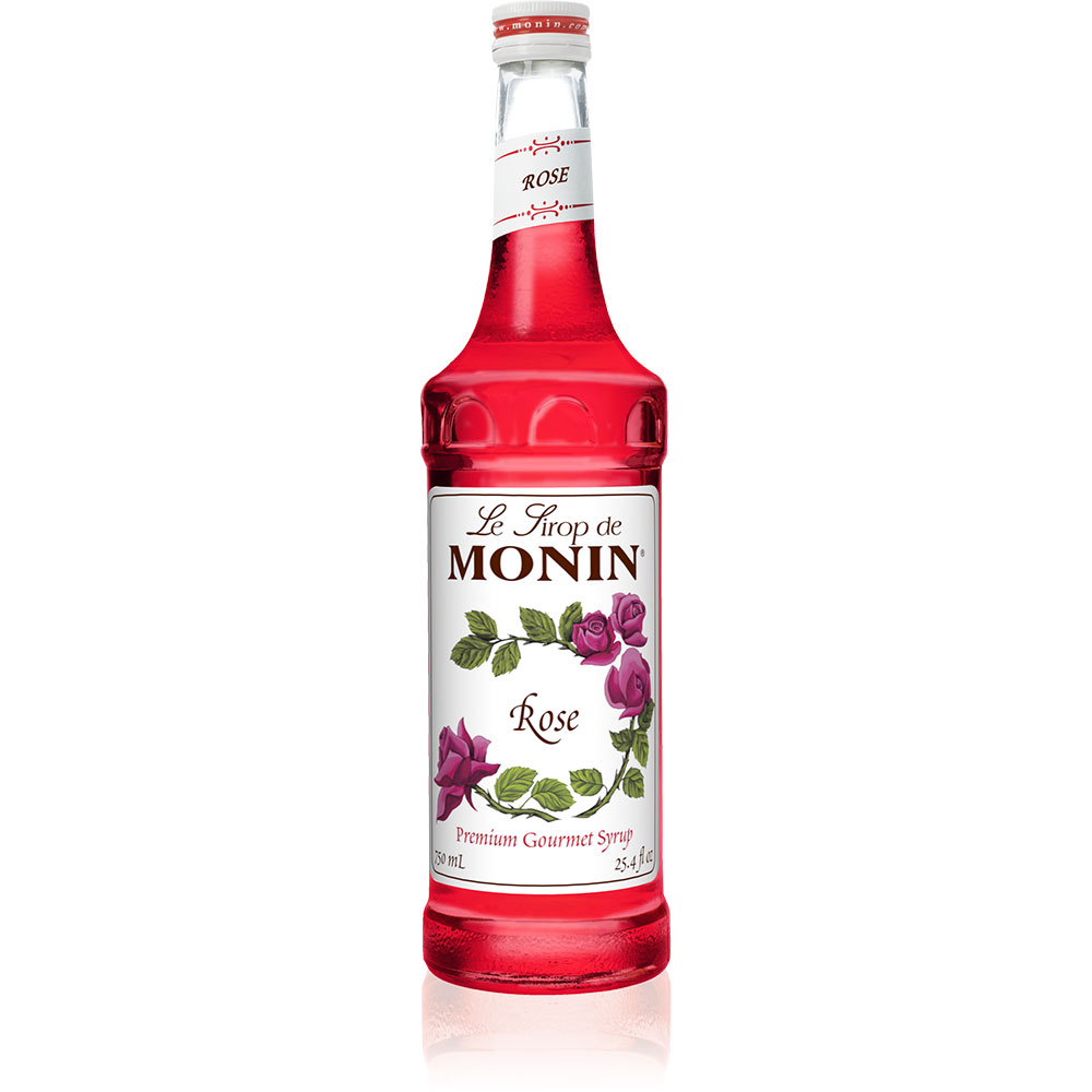 Siro Monin Hoa Hồng 700ml - Monin Rose Syrup