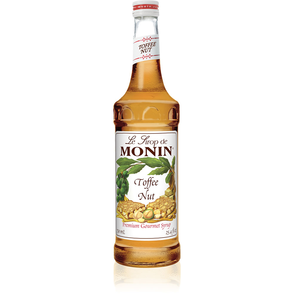 Siro Monin Kẹo Bơ 700ml - Monin Toffee Nut Syrup
