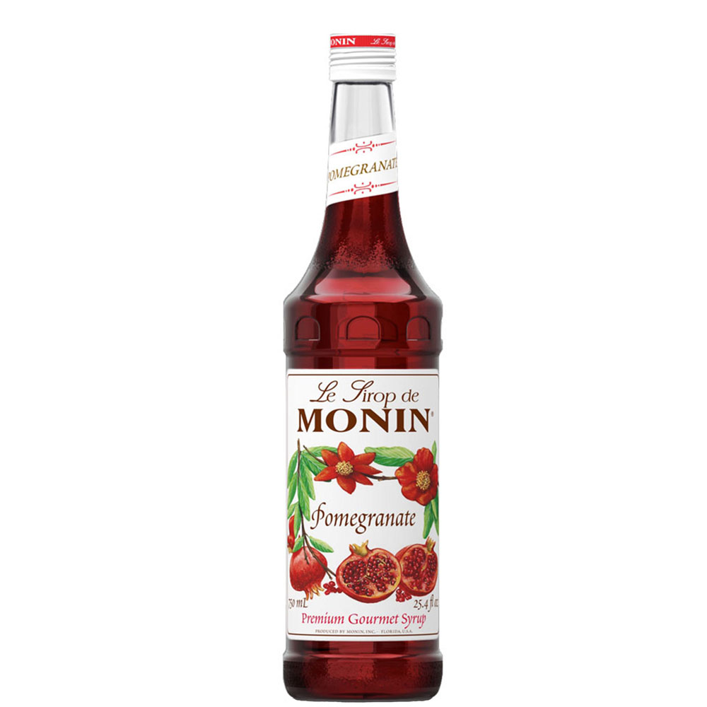 Siro Monin Lựu Quả 700ml - Monin Pomegranate Syrup
