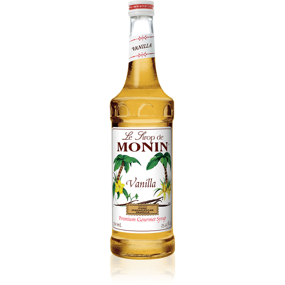 Siro Monin Vani 1000ml - Monin Vanilla Syrup