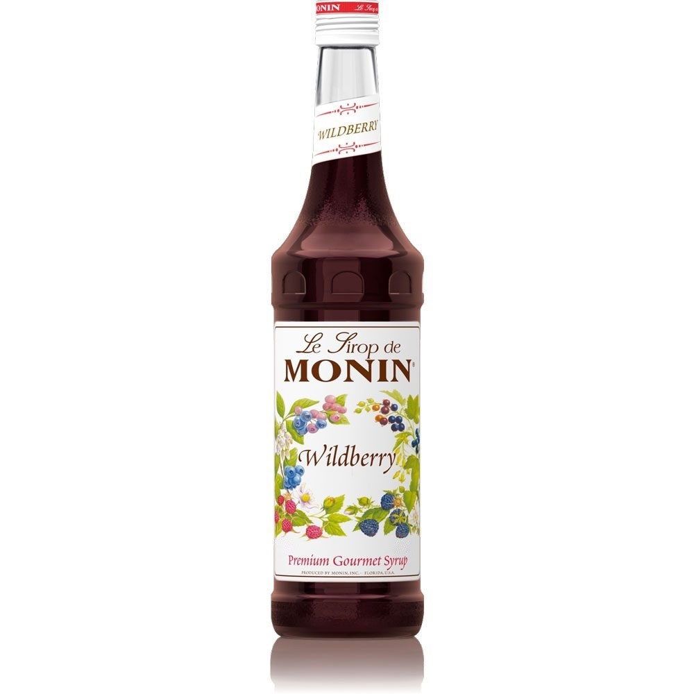 Siro Monin Wildberry 700ml - Monin Wildberry Syrup
