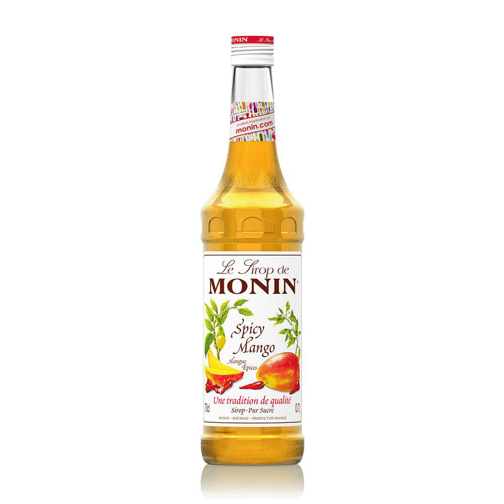 Siro Monin Xoài Cay 700ml - Monin Spicy Mango Syrup